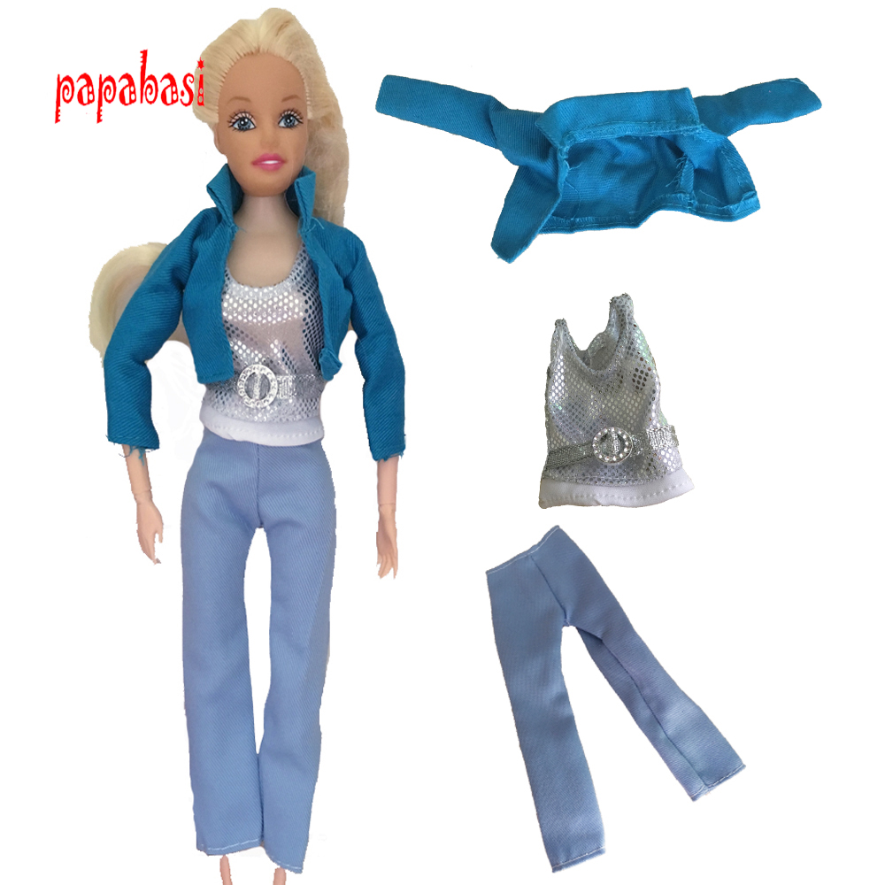ộ_ộ ༽Doll Clothes Set for Barbie Doll Accessories Girl\'s Gift Toy ...