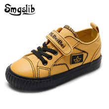 Kids Shoes Children Canvas Sneakers Boys Sport Trainers Casual Baby School Flat Sneaker 2018 Spring Autumn Girls Toddler Shoes цены онлайн