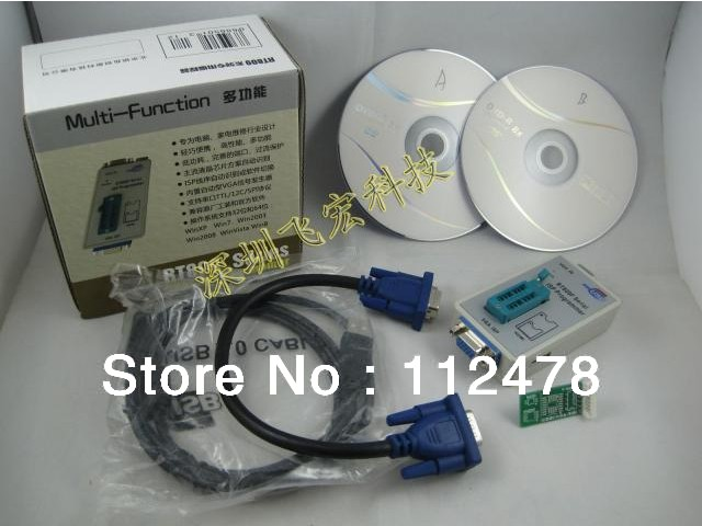HOT SALE] Free Shipping 100% Original Newest RT809F ISP