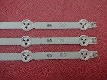 Neue Original Kit 3 PCS 7LED B1/B2 Type Led hintergrundbeleuchtung Streifen für LG 6916L 1437A 1438A 32LN540V 32LN577S 32LN570R 32LN549E 32LN549C