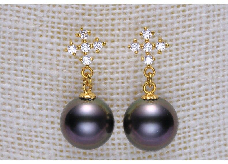 gold pearl earrings jewelry 44