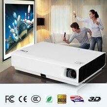 CRE X3001 светодиодный проектор с WiFi Bluetooth DLP 1080P с поддержкой AirPlay Miracas