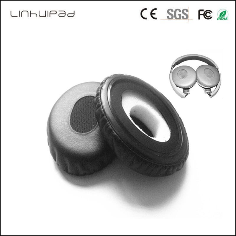 Linhuipad 1 pairs Black of protein Soft Memory Foam Cushion Replacement Ear Pads covers for OE2 OE2i Headphones