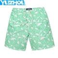 Summer Board shorts sea men sports Running trunks shorts beach swimwear swim bathing suit mens surfing board short joggers A4