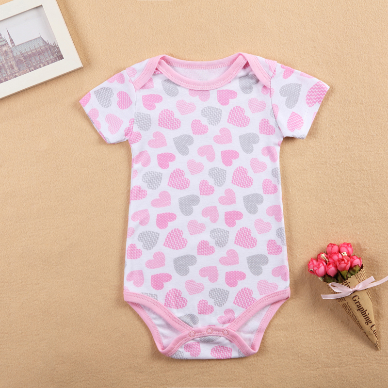 Baby Jumpsuit 2018 Summer Child Girls Clothes Wiosna Jesień Baby Romper Kids Kombinezon Cotton Climb Clothes For Babies