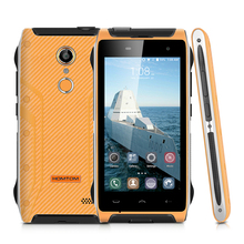 Original Homtom HT20 Impermeable Android 6.0 4.7 pulgadas de Pantalla HD 4G Smartphone Quad Core 2 GB RAM 16 GB ROM 3500 mAh Móvil teléfono