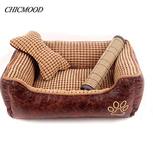 luxury dog beds. New 3 Size Dog Beds For Large Dogs Washable Luxury Bed Cool Pet Cat