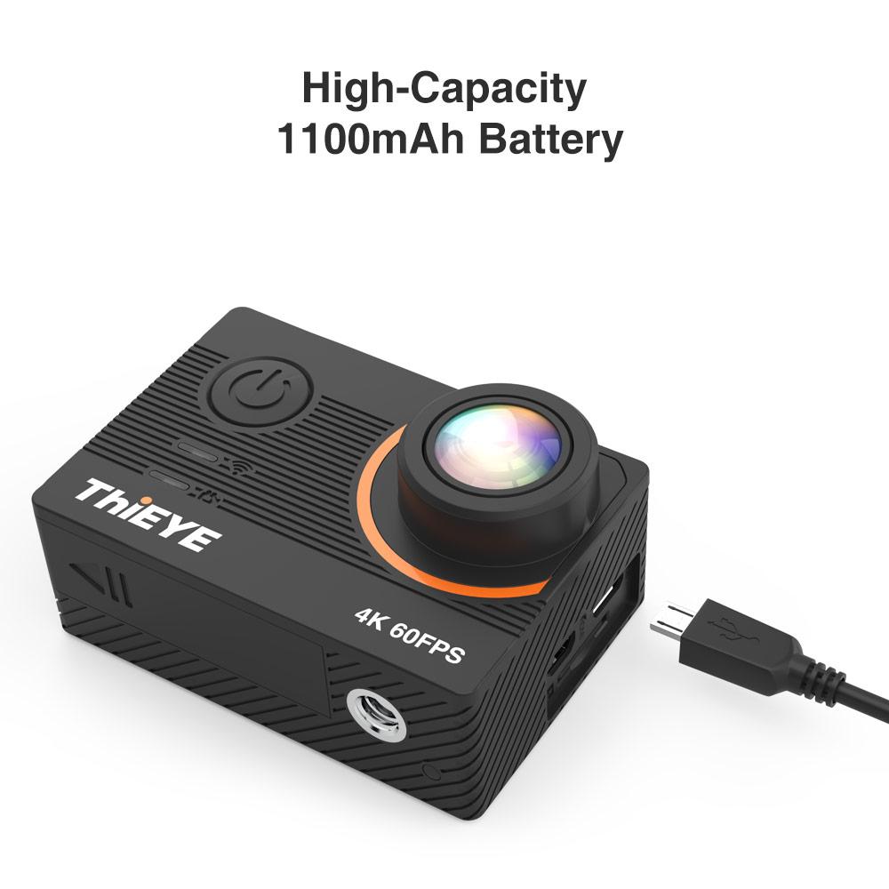 ThiEYE T5 Pro Real Ultra HD 4K 60fps 32