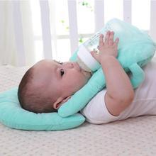 лучшая цена Baby Pillows Multifunction Nursing Breastfeeding Layered Baby Nursing Feeding Adjustable Cushion Feeding Pillow for Baby Care