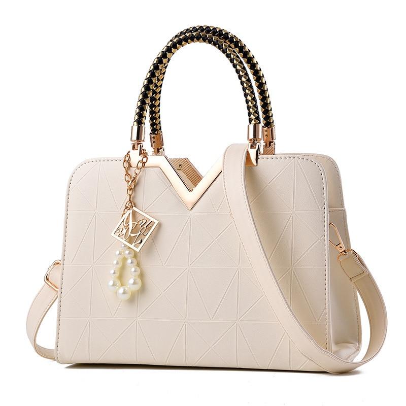 2019 New Summer Female Bag For Ladies Phone Pocket Zipper Woman Handbags Flap Famous Brand Leather Women Shoulder Crossbody Bags(China)