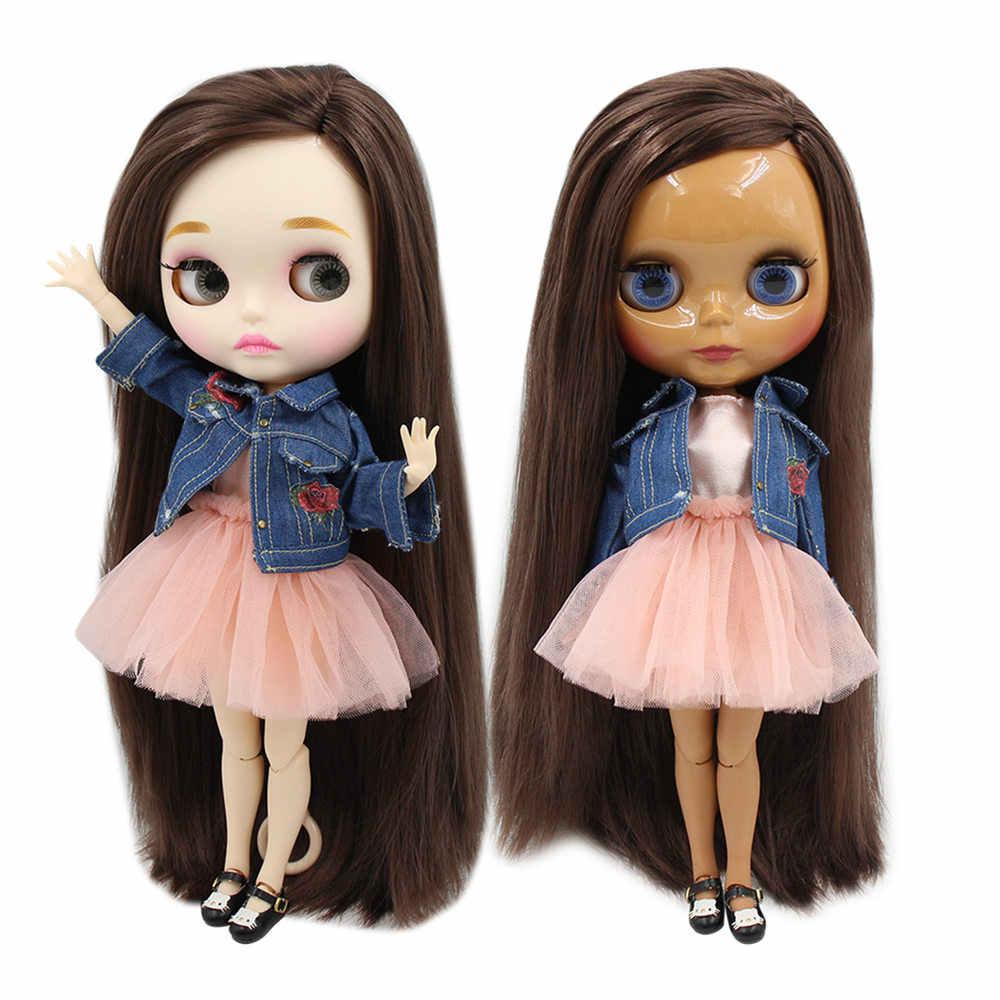 Fábrica ICY muñeca Blyth 1/6 BJD oferta especial precio especial, faceplace y manos AB como regalos