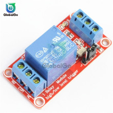 цена на 12V 1 Channel Relay Module With Optocoupler Red Board 1 Way Relay Switch Controller Module For Smart Home Car Diy