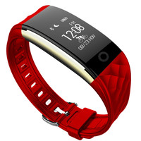 Men S Women Cool Smart Bracelet Wrist Band GPS Multiple Language Sleep Sports Tracking Call Reminder