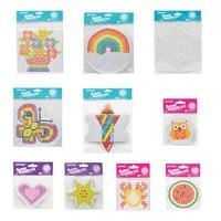 Artkal Beads Midi 5mm full Pegboards Kits Set For Perler Beads Design DIY handmade Funny Toys