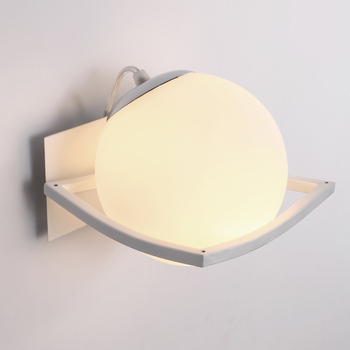 Bathroom Modern Wall Lamp Glass Shade Wall Sconce Bedroom Corridor Wall Mounted Lights  for cafe bar shop children light