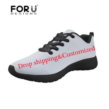 doginthehole Sport Sneakers for Women Man Customized Your Logo Image Breathable Running Shoes Flats Drop Shipping Gym Shoes New
