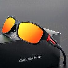 Polarized Driving Sunglasses Mens Retro Male Goggle Sun Glasses For Men Brand Luxury Mirror Shades
