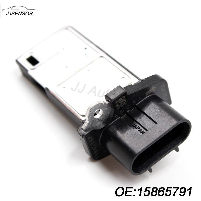 Genuine For GMC 05 15 C6 Corvette Air Mass Sensor Meter LS2 LS7 LS9 15865791