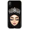 Muslim Islamic Hijab Gril Eye Queen TPU Cases for iphone 6 6S 7 8 Plus Cover FOR iphone X XS Max XR Case for iphone 10 5 5S SE 4