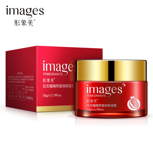 Skin Care Brand Red Pomegranate Essence Deep Moisturizing Face Cream Hydrating Anti Wrinkle Anti-Aging Whitening Day Cream