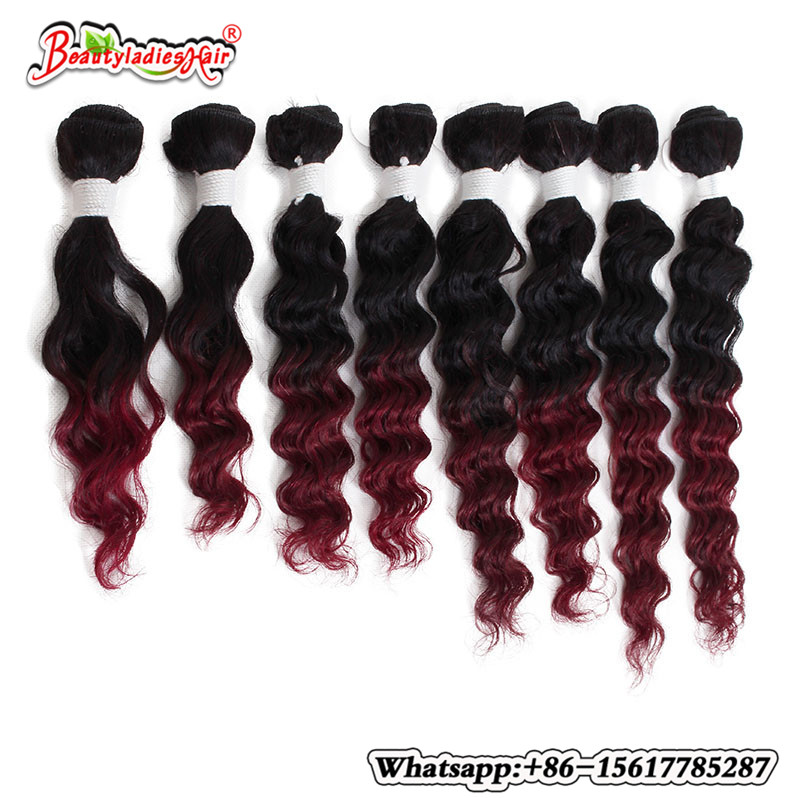 Mongolian Kinky Curly Hair Crochet Hair Extensions 8Pieces/lot curly crochet hair, Mongolian Afro Kinky Curly Hair Bundles
