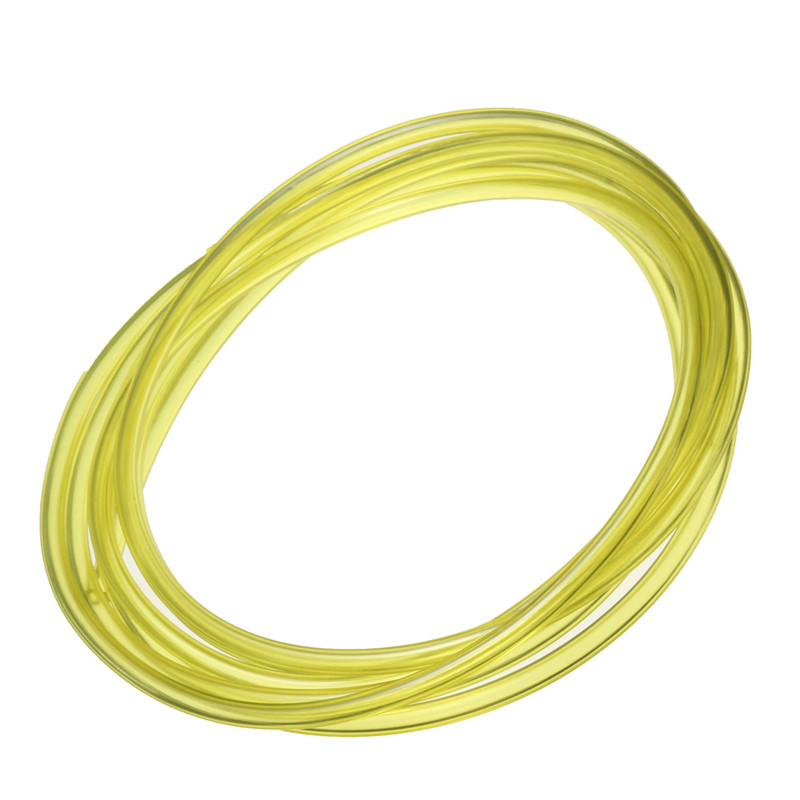 3m Long Yellow 3mmX5mm Tygon Petrol Fuel Gas Pipe Hose For Chain Saw Blower Useful Multifunction Durable Pipes