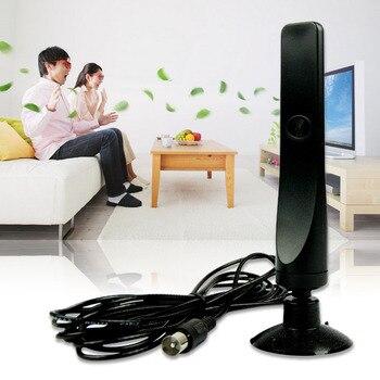 YCDC 12dBi Luft TV Antenne Für DVB-T TV HDTV Digital Dvb-t HDTV Antenne Booster verkauf 2019 Heißer Neues Freies verschiffen
