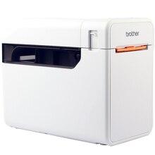 Машина для нанесения этикеток, термопринтер для этикеток на компьютере, портативный самоклеящийся принтер для этикеток, штрих код, BROTHER, labe