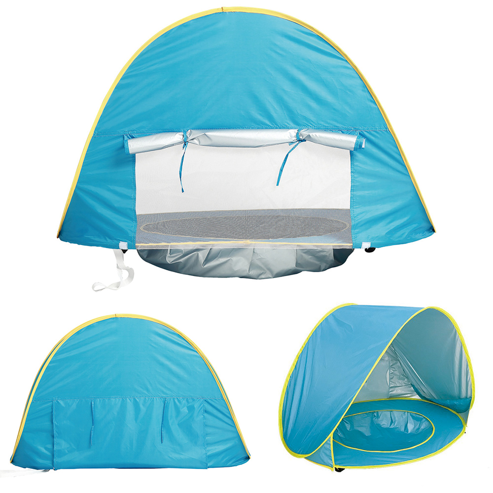 Beach Tent Summer Uv Protecting Shelter