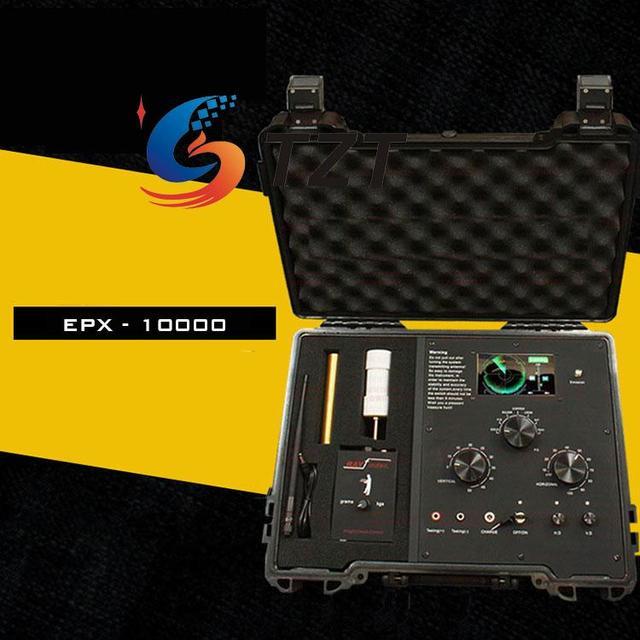 Long Range Metal Detector EPX-10000 Underground Gold Treasure Hunter 50M