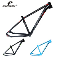 PASAK 1600g 27.5inch MTB aluminum bike frame mountain bicycle frameset bicicletas mountain bike 27.5 chinese alloy frames
