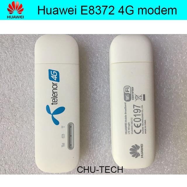 Unlock Huawei E8372 E8372h 608 LTE USB 4G USB WiFi Modem car wifi-in