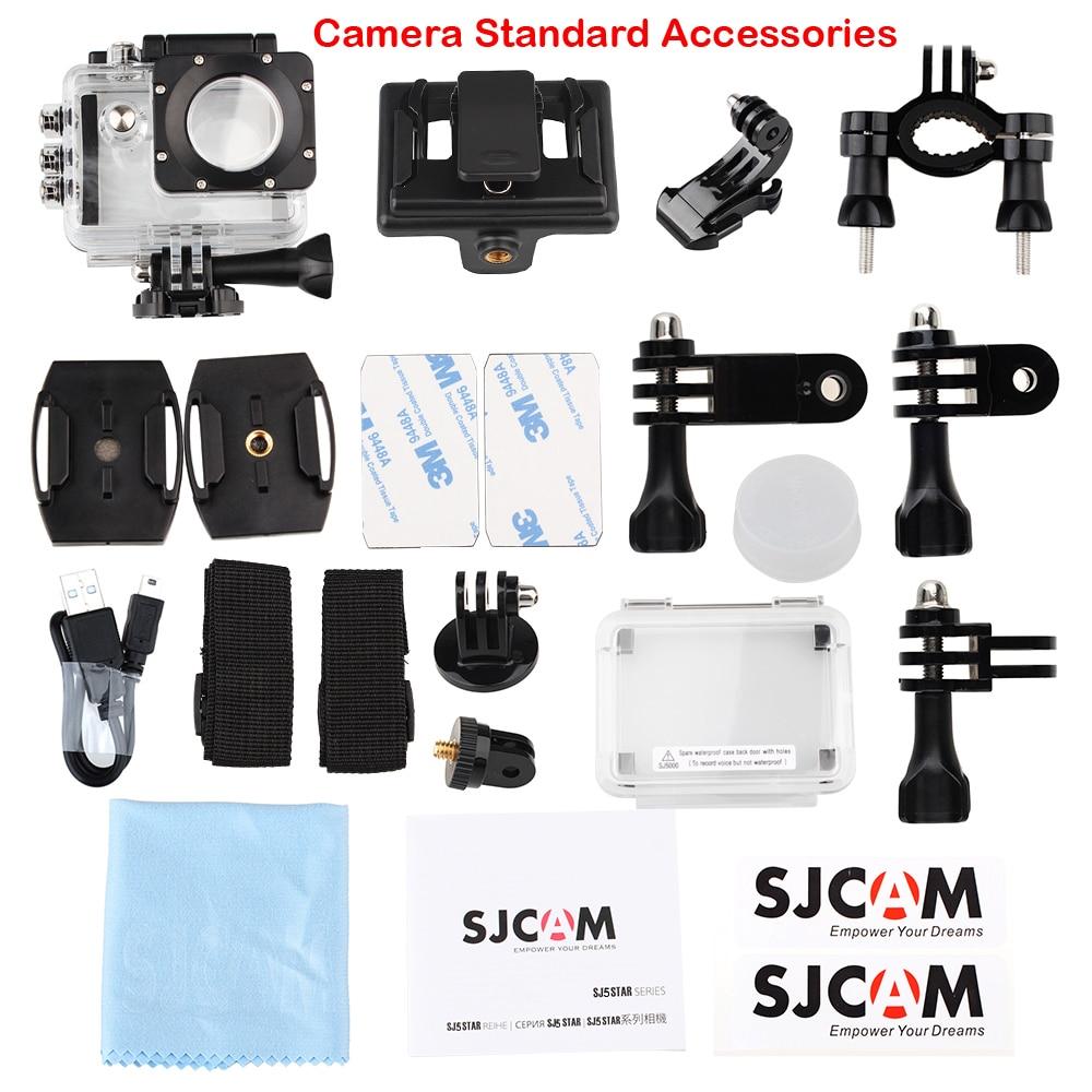 100% оригінальний SJCAM SJ5000 Плюс WiFi 1,54 - Камера та фото - фото 6