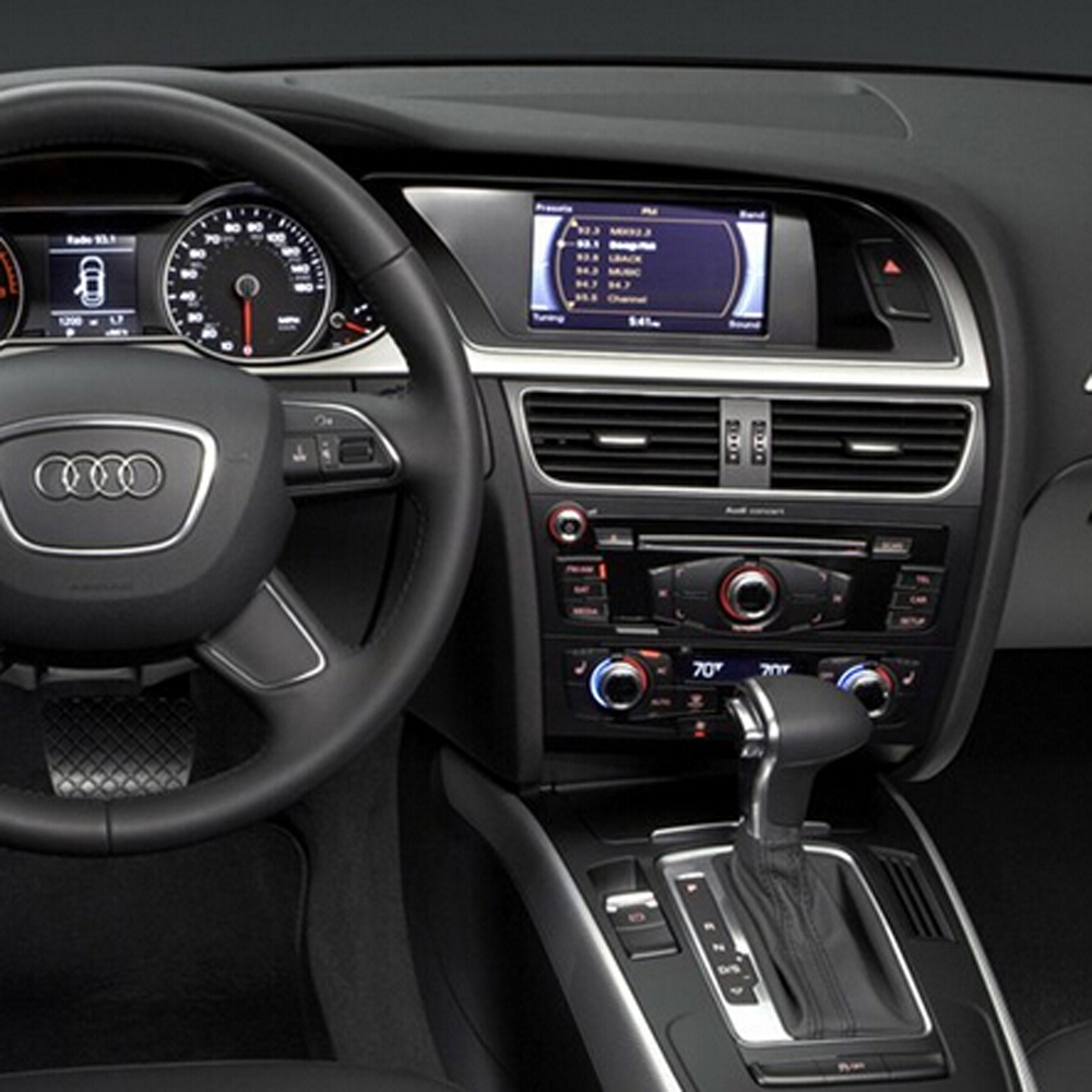 Car With Reverse Camera Interface For 2014 Audi A4 Avant MMI 3G PLUS ...