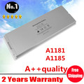 "wholesale New laptop battery For Apple MacBook 13"" MA254 MA255 MA699 MA700 A1185 MA561 MA561FE/A MA561G/A MA561J/A free shipping"