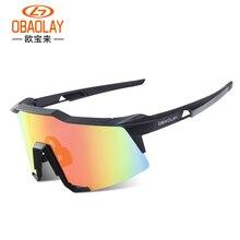 OBAOLAY 7Colors 2016 New Cycling Eyewear Road MTB Glasses Sports Sunglasses Polarized Bike Goggles Eye Protect OBLS-400