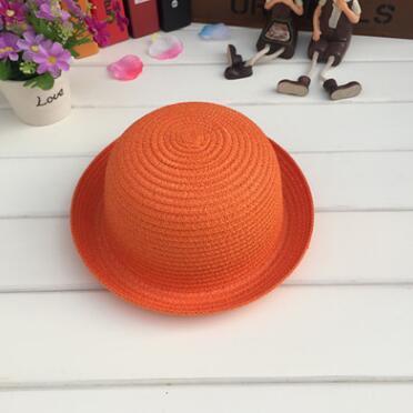 baby summer cotton cap cute beach hat