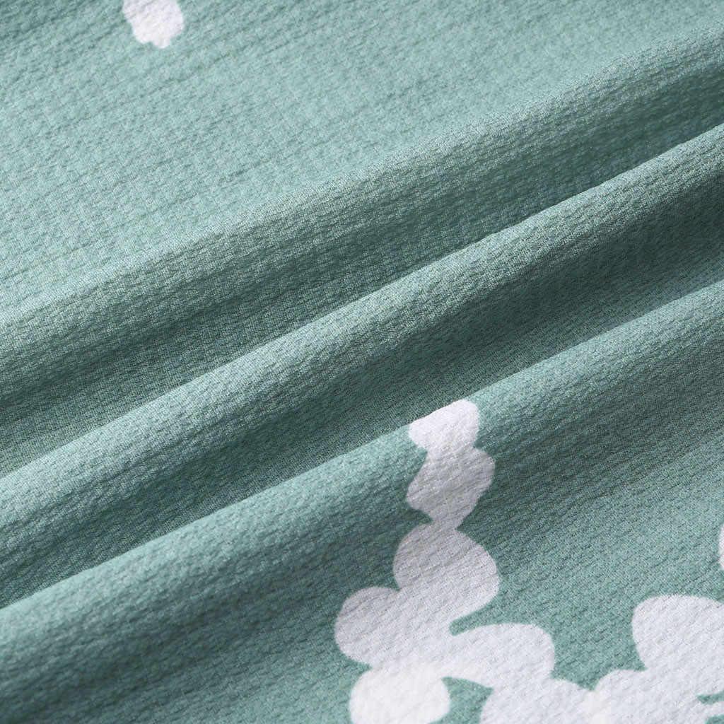 אופנה נשים של שמלת קיץ מקרית פרחוני הדפסה קצר שרוול חגורת ראפלס V צווארון מיני Vestidos חוף יומי מגניב OY41 *