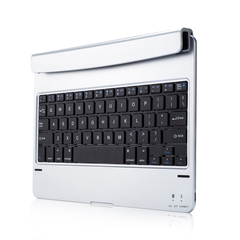 9 iPad Keyboard  Silver
