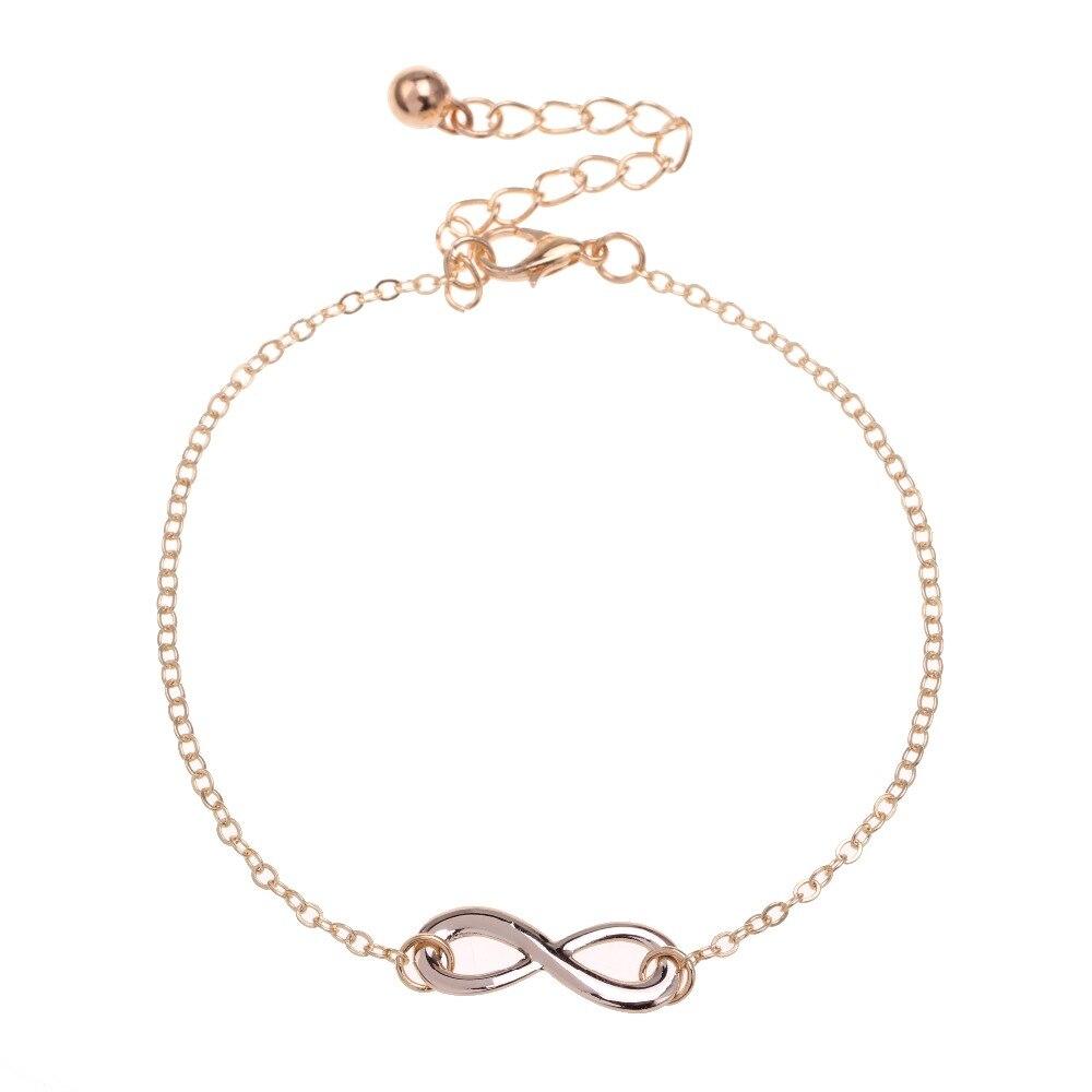 Hot summer beach ankle bracelet foot pulsera tobilleras gold leg chain anklets for women gift foot bracelet cheville bijoux
