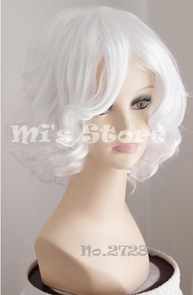 Komaeda With Natural Hair