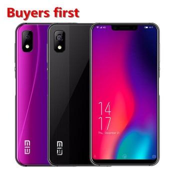Перейти на Алиэкспресс и купить Elephone A4 Pro смартфон с восьмиядерным процессором MT6763, Android 8,1, ОЗУ 4 Гб, ПЗУ 64 ГБ, 16 МП, 4G LTE, 2018