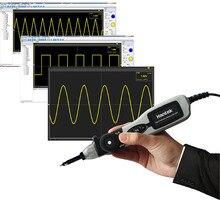 PSO2020 Hantek Handheld Осциллограф Портативный Мультиметр Цифровой Osciloscopio 20 МГц 1 16-канальный Логический Анализатор USB Осциллографы
