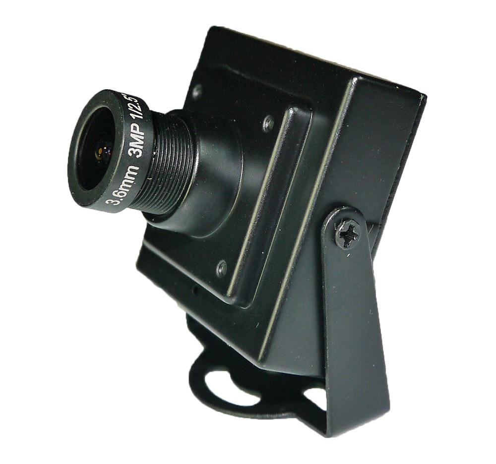 "bilder für Kosten Promotions Qualität 1080 P CCTV AHD/CVI/TVI Kamera 1/3 ""farbe CMOS 200 MegaPixel MiNi AHD Kamera DC12V 70mA 0.001LUX"