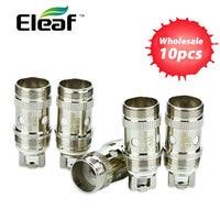 100% Original 10pcs Eleaf EC Coil Head 0.3ohm/0.5ohm EC Coil for IJust 2/Melo/Melo 2/Melo 3/Melo 3 Mini/Lemo 3 Atomizer Tank