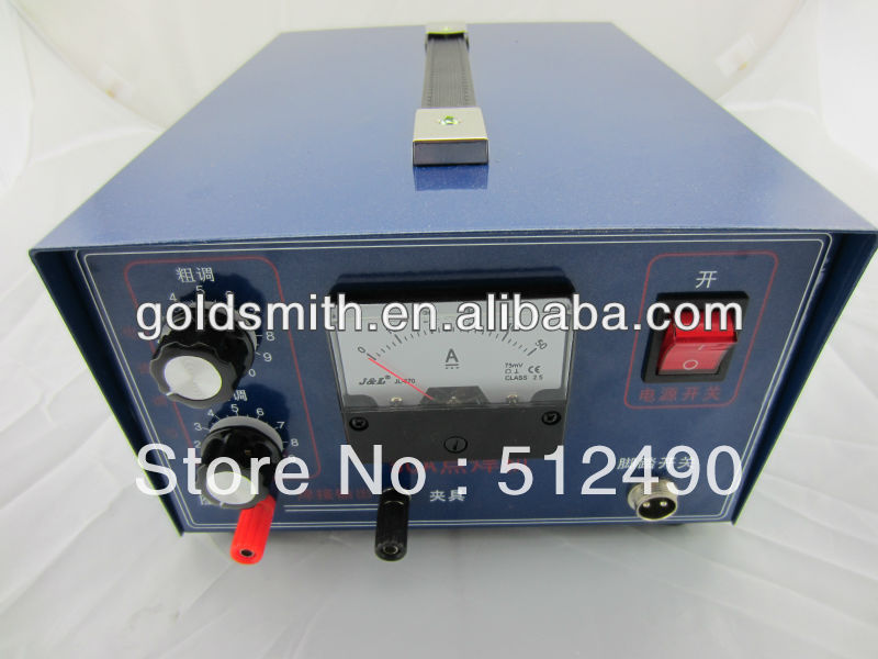 400 w soudeuse électrique et bijoux orfèvre machine à souder 110 V tension avec 1 électrode supplémentaire