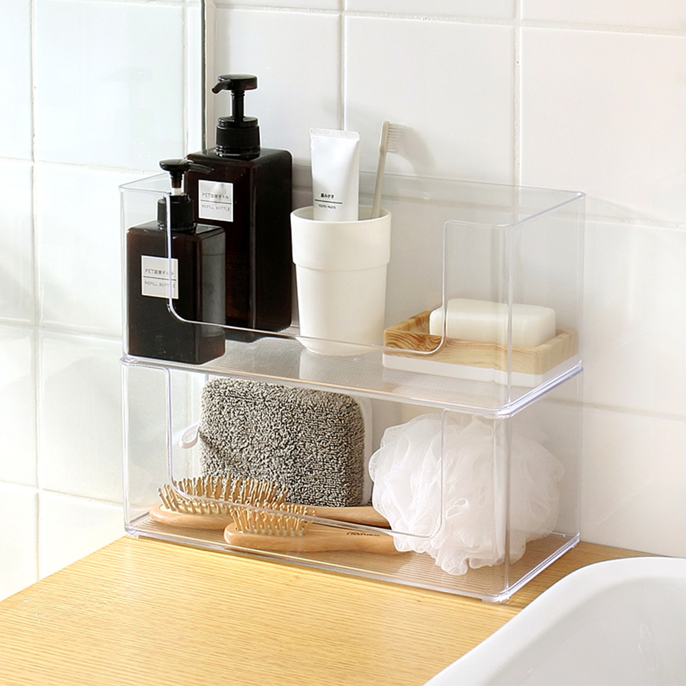 Storage Boxes Bathroom: 2018 New Korean Multi Function Storage Boxes Bathroom Wash