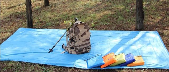 Ultralight Sun Shelter/Camping Mat/Beach Tent/Pergola Awning Canopy