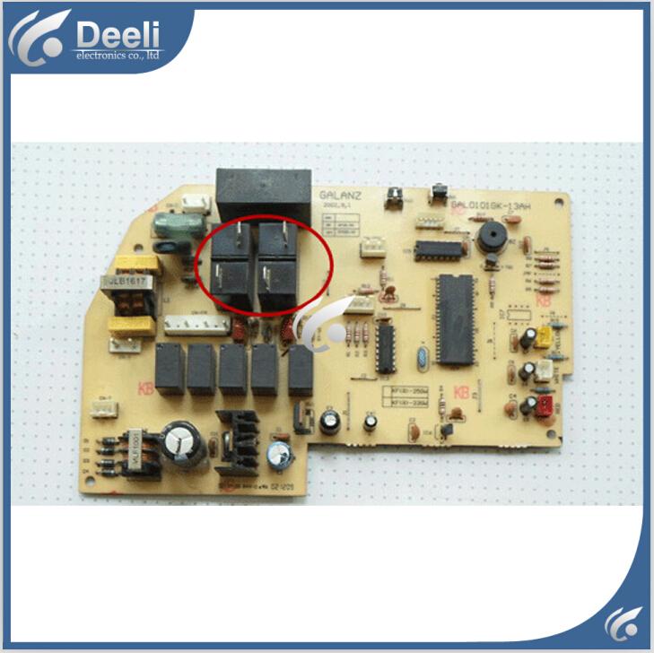 ФОТО 95% NEW for air conditioning computer board GAL0101GK-13AH PC control board on sale