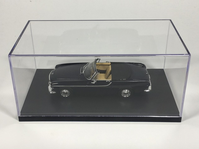 ixo 1:43 Volvo P1800 Convertible Diecast model car